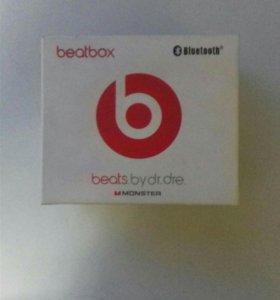 Bluetooth колонка beats