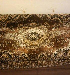 Покрывало ковровое