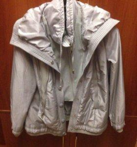 Куртка осенняя торг