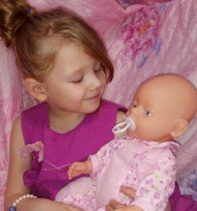 Кукла Бэби Бон (Baby Born) аналог