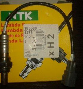Датчик кислородный NGK Номер детали OZA670-EE4