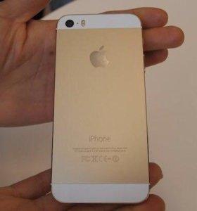 iPhone 5s с чеком