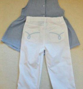 Комплект для девочки Calvin Klein Jeans на 5 лет