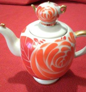 Чайник ЛФЗ заварочный красное клеймо