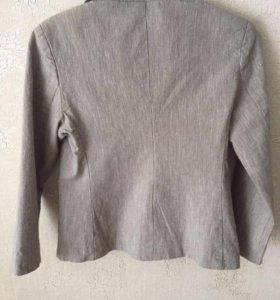 Пиджак на мальчика хлопковый