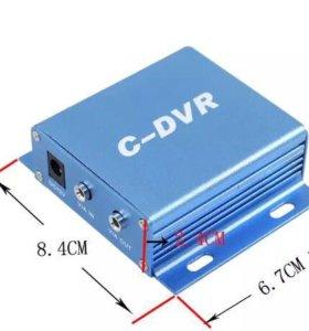Мини видео/аудио регистратор