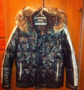 Куртка мужская, зимняя (пуховик)