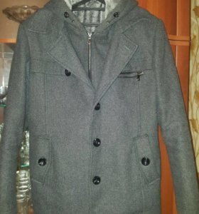 Пальто драп зима-осень