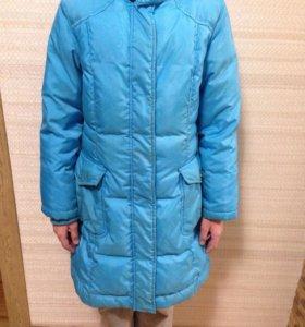 Пальто зимнее, детское