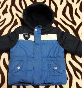 Куртка Mothercare 74-80