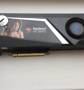 Видеокарта AMD Radeon HD 6970