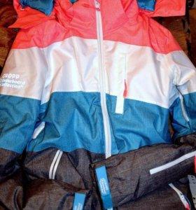 Женская куртка для лыжного спорта