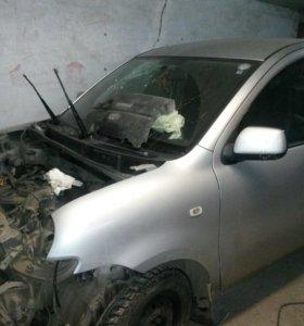 Двери крылья сиента. Toyota sienta