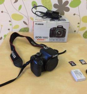 Продаю Canon 550d body