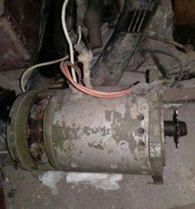 Электродвигатель постоянного тока ПД-2