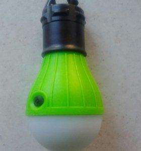 Подвесной светодиодный светильник для похода