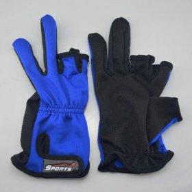 Мужские перчатки для рыбалки