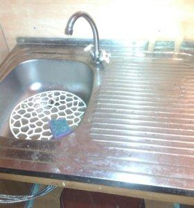Мойка для кухни 60*80