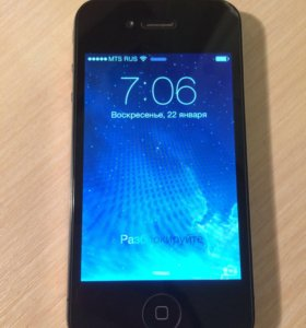 iPhone 4 32gb