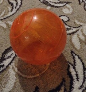 Беговой шар для хомяка