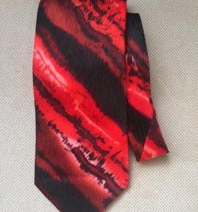 Новый галстук Umberto Besani