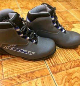 Лыжные ботинки Nordway Skei