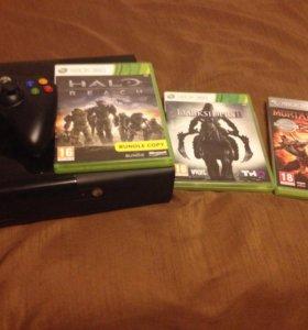 Xbox360, 250 гб