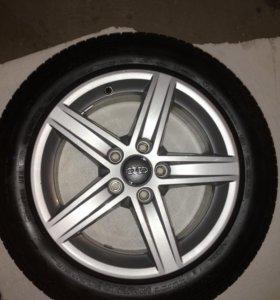 Оригинальные колеса Audi a3