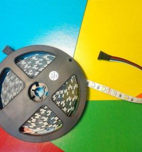 RGBW Led лента 60 светодиодов / метр