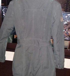 Куртка зимняя с капишеном