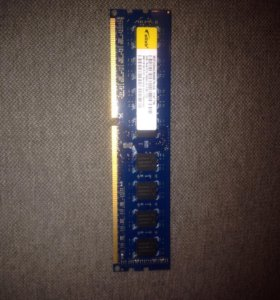 DDR3 2x2Gb