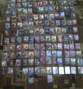 Карточки Чеоловек Паук (150шт)