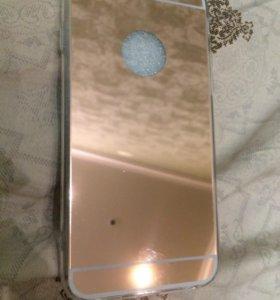 Чехол зеркальный на IPhone 6/6s
