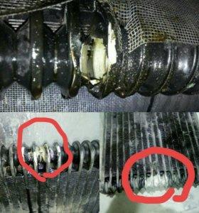 Ремонт алюминиевых радиаторов