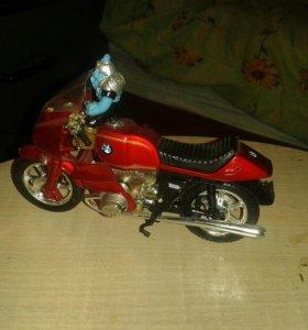 Коллекционные мотоцикл бмв