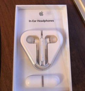 Наушники Apple для айфона