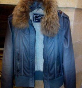 Курточка на меху