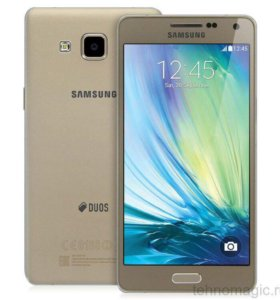 Samsung Galaxy A3 Duos Gold
