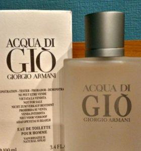 Тестер GA Aqua di Gio