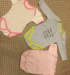 Боди, штаны и комбинезоны