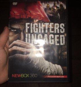Продам игру FIGHTERS UNCAGED на NEWBOX 360