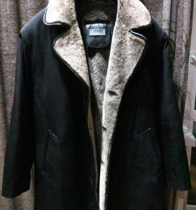 Куртка -дубленка мужская