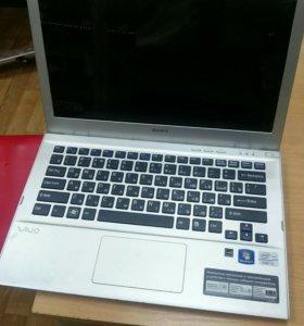 Ноутбук Sony waio SV131A11V
