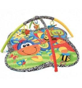 playgro развивающий коврик, Ослик