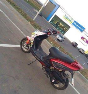 Racer lupus 125