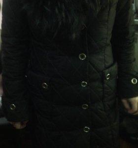 Зимние пальто-пуховик