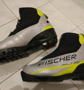 Лыжные ботинки Fischer р.33
