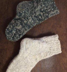 Носочки шерстяные новые детские