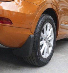 Брызговики от Audi Q3