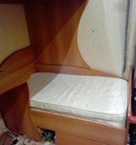 Мебель(двухъярусная кровать)